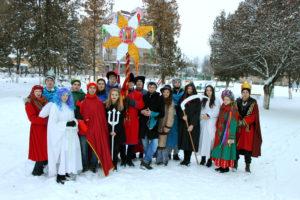 Немішаєве, Різдво