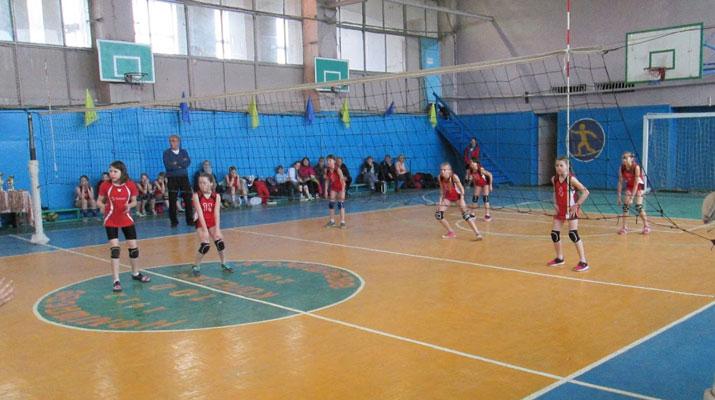 Волейбол-Немішаєве