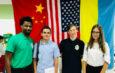 Немішаївські учні вчилися дебатам за моделлю ООН