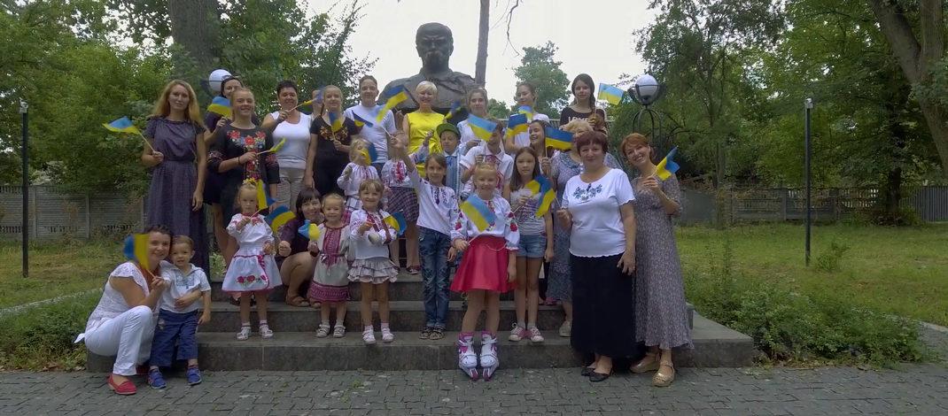 Вітаємо українців та всіх наших друзів з Днем прапора!