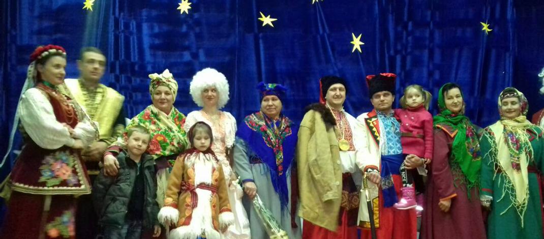 Немішаївська селищна рада зіграла в новорічній виставі