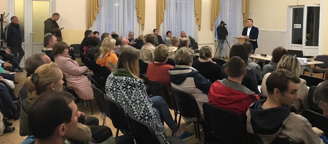 Звіт Немішаївського селищного голови Замідри С.В. за 2018 рік